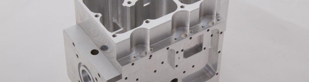 CNC Fraesteile
